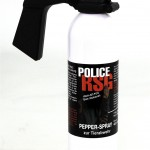 Pfefferspray Police RSG 400ml Nebel-Strahl
