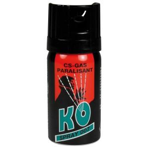 Ko Spray mit CS Gas