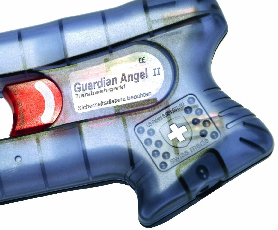 Pfefferspraypistole Guardian Angel 2