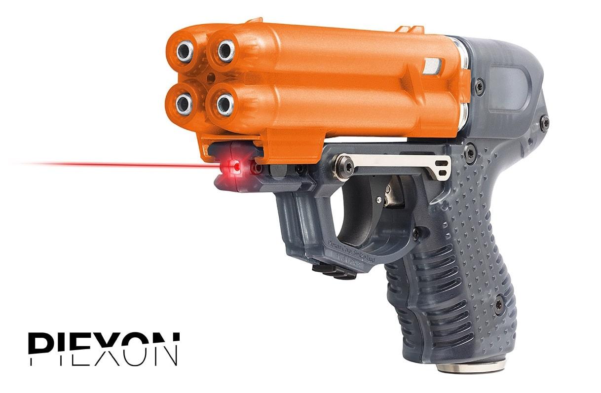JPX6 Piexon Pfefferspraypistole
